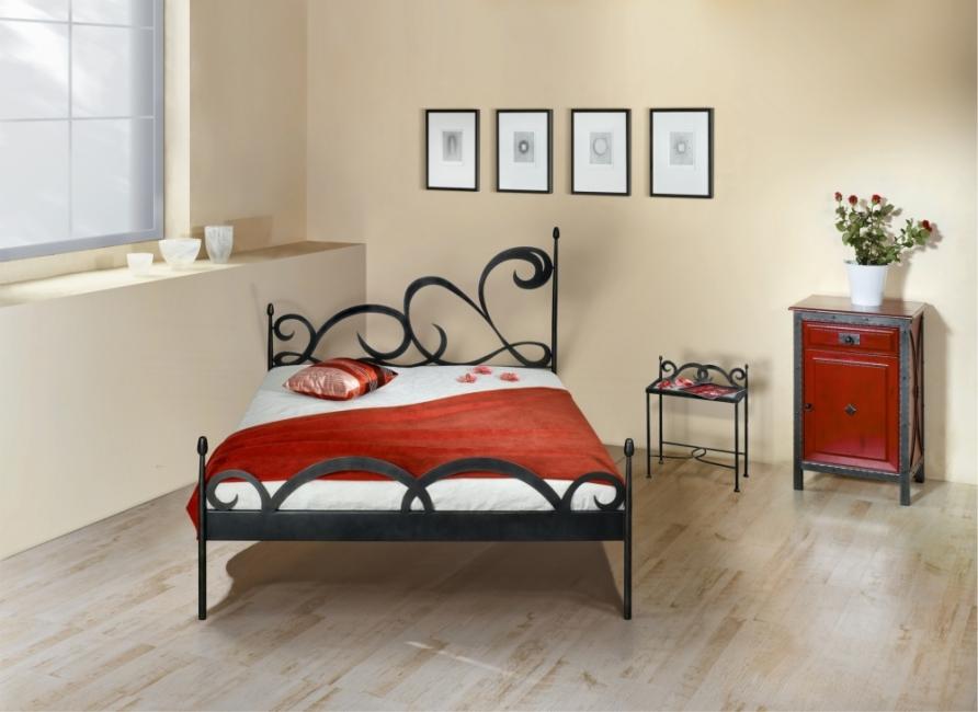 poste cartagena kovov n bytok iron art. Black Bedroom Furniture Sets. Home Design Ideas