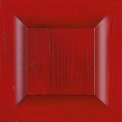 S5 smrek červená patina