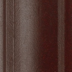 1.rustikálna hnedá