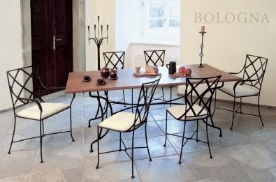 Jídelní set Bologna