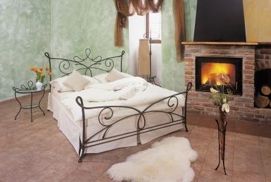 Železná postel Siracusa