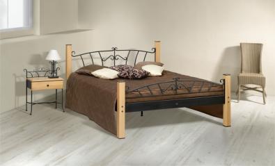 Kovová postel Altea
