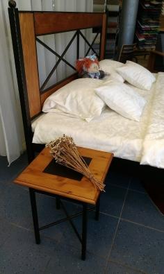 Nočný stolík CHAMONIX, S3