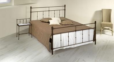 Kovaná posteľ AMALFI
