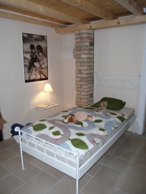 Kovaná posteľ 90x200
