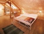 Kovaná postel Siracusa