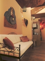 Kované postele - Penzion Fermata