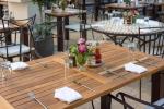 Kovaný záhradný nábytok Taverna Riva