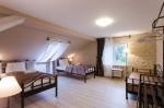 Alcatraz - kované sofa a postele - Přístav Mikulovice