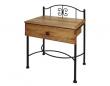 Nočný stolík ELBA so zásuvkou