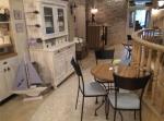 Kovaný nábytek v reštaurácii Na Palube, Mikulovice
