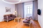 kovové postele a hotelový nábytek z produkce IRON-ART, hotel Zámek Svijany