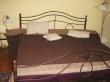 Kovaná postel Malibu