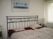 Kovaná postel Romantik